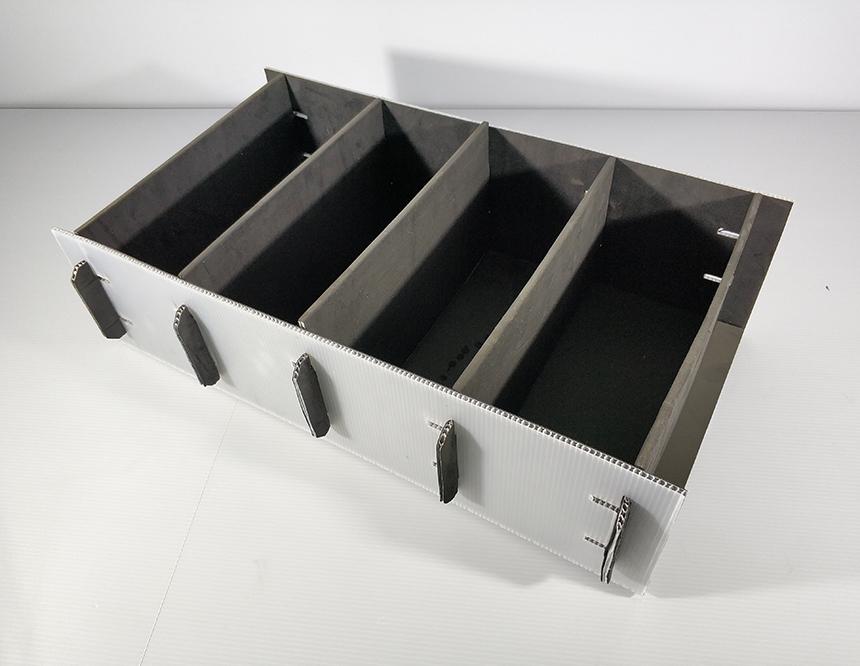 中空板方案設計
