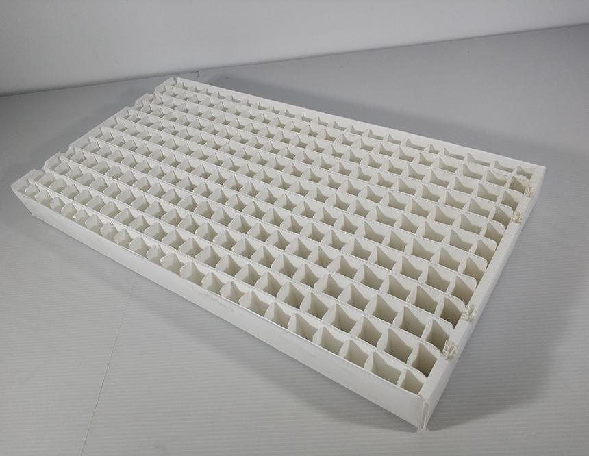 中空板方案设计